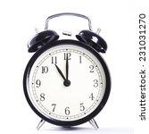 alarm clock  | Shutterstock . vector #231031270