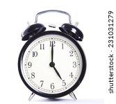 alarm clock  | Shutterstock . vector #231031279