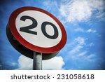 Small photo of Twenty miles per hour