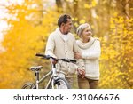 active senior couple together... | Shutterstock . vector #231066676
