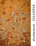 background of rusty  abstract... | Shutterstock . vector #231145918
