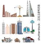 building  | Shutterstock . vector #231189058
