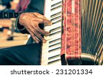 ������, ������: African musician hand playing