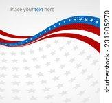 illustration of abstract... | Shutterstock .eps vector #231205270