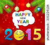 2015 smile idea | Shutterstock . vector #231224134