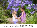 Two Little Sister Love And Hav...