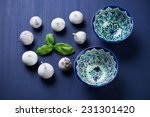 solo garlic  traditional asian... | Shutterstock . vector #231301420