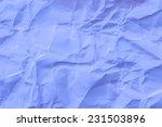 paper texture.blue paper sheet  | Shutterstock . vector #231503896