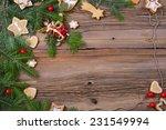 close up of beautiful festive... | Shutterstock . vector #231549994
