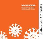 modern design background.... | Shutterstock .eps vector #231552889