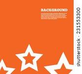 modern design background. star...