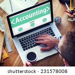 accounting budgeting financial... | Shutterstock . vector #231578008