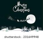 santa  | Shutterstock . vector #231649948