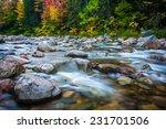 Cascades And Autumn Color On...