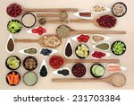 large diet and weight loss... | Shutterstock . vector #231703384