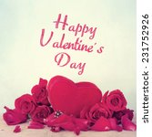 red roses | Shutterstock . vector #231752926