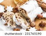 Christmas Stollen  Cookies And...