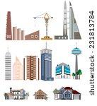 building | Shutterstock .eps vector #231813784