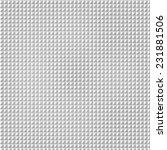 vector abstract geometry... | Shutterstock .eps vector #231881506