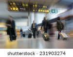 airline passengers in the... | Shutterstock . vector #231903274