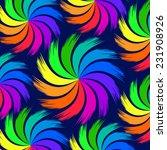 vector background. exotic... | Shutterstock .eps vector #231908926