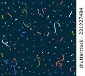 party  festive background | Shutterstock .eps vector #231927484