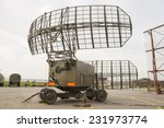 Mobile Outdated Soviet Radar P...