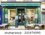 versailles  france   november... | Shutterstock . vector #231974590