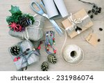 wrapping | Shutterstock . vector #231986074