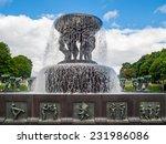 A Fountain In The Vigeland Par...