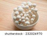 beech mushrooms | Shutterstock . vector #232026970