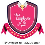 vector promo label of best... | Shutterstock .eps vector #232031884