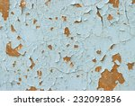 texture cement plaster in a... | Shutterstock . vector #232092856