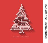 Vector Christmas Tree From...