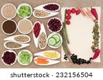 large weight loss diet health... | Shutterstock . vector #232156504