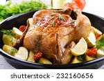 Delicious Baked Chicken On...