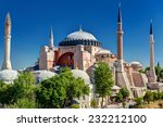 Hagia Sophia In Summer ...