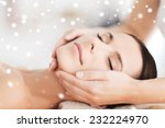 beauty  health  people and spa... | Shutterstock . vector #232224970