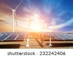 power plant using renewable... | Shutterstock . vector #232242406