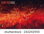 Fiery Festival Vector...