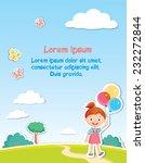 children's background | Shutterstock .eps vector #232272844