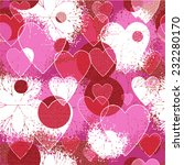 """patterned texture """"valentine's... 