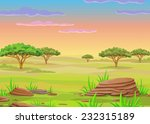 Animation Landscape Of The...