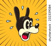 vintage toons  retro cartoon...   Shutterstock .eps vector #232339084