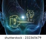 frame of mind series.... | Shutterstock . vector #232365679