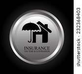 insurance graphic design  ... | Shutterstock .eps vector #232368403