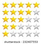 Stylish Star Rating