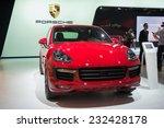 ������, ������: Porsche Cayenne 2015 on