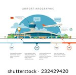 cool detailed flat vector... | Shutterstock .eps vector #232429420