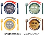 vector promo label of best... | Shutterstock .eps vector #232430914